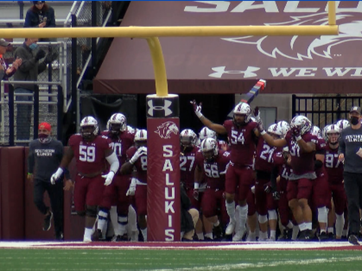 Salukis headed to first FCS playoff game since 2009
