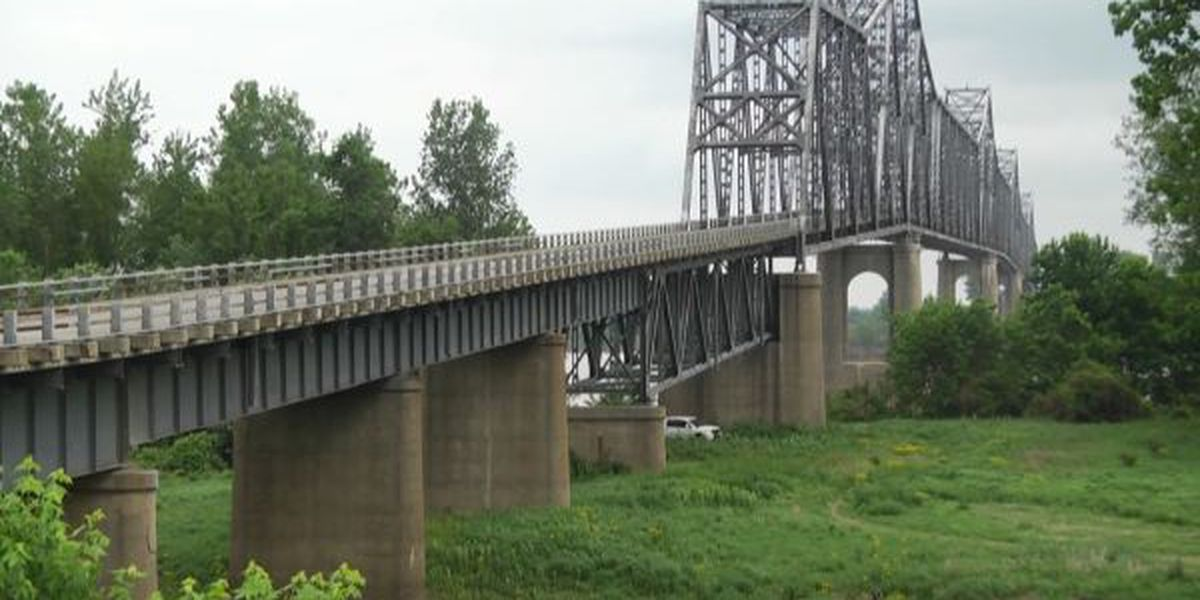 "Lane restrictions scheduled for U.S. 51 Ohio River ""Cairo"" Bridge"