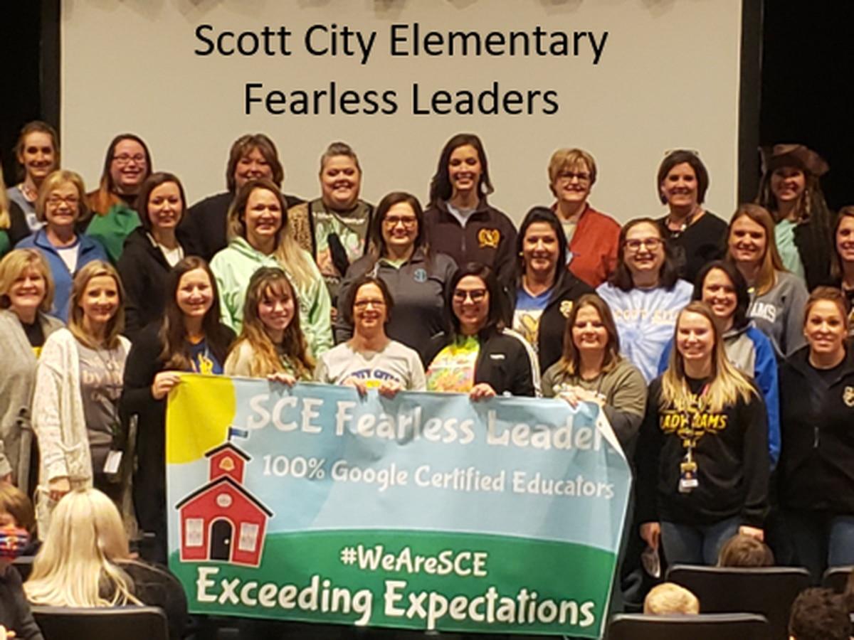 Scott City Elementary teachers exceeding expectations