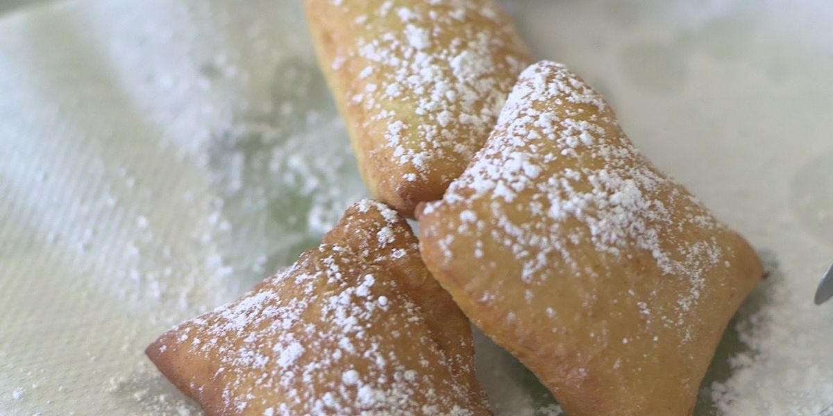 Mardi Gras treat: learn to make Beignets at home