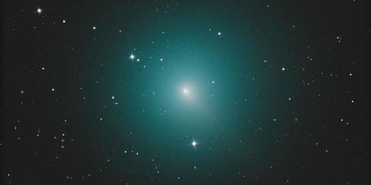 "Many hope to catch a glimpse of the ""Christmas Comet"""