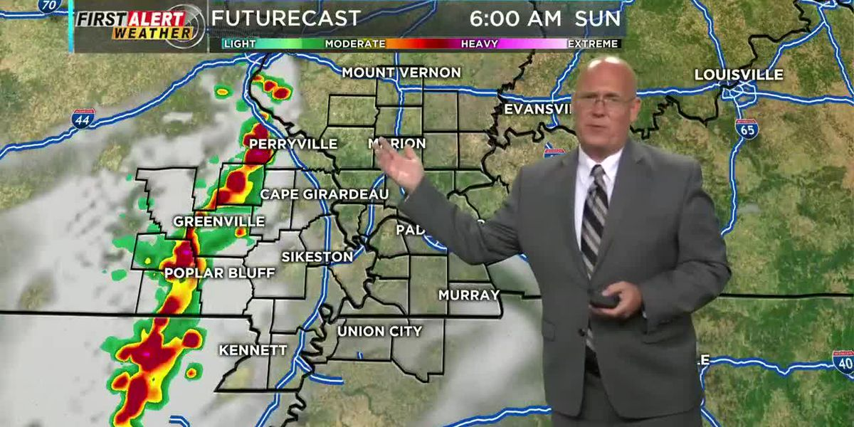First Alert Weather 4 p.m. 8/7/2020