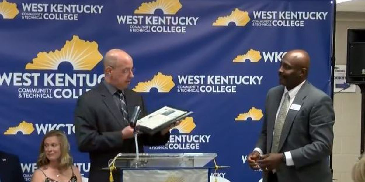 WKCTC recognized by NWS as StormReady supporter