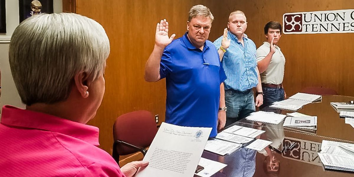Union City Police Department adds six new officers