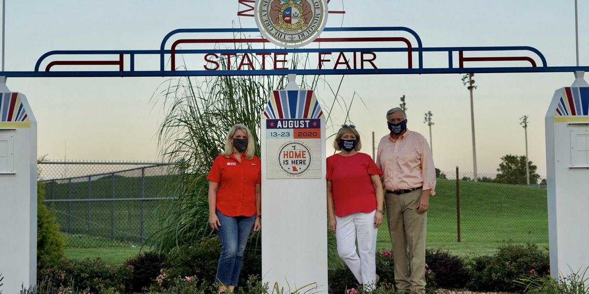Gov. Parson to hold briefing at Mo. State Fair