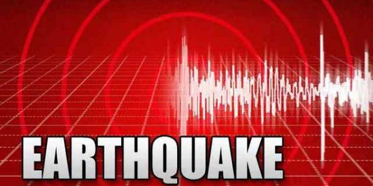 Magnitude 2.8 earthquake hits Southeast Missouri