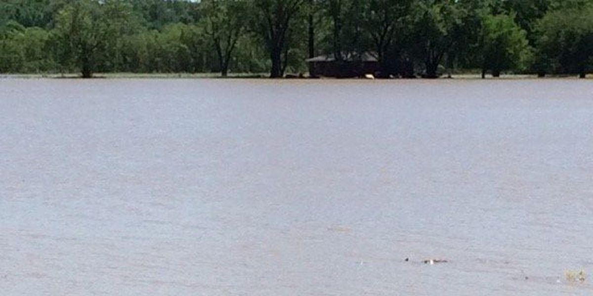 2 people rescued from home near the Mississippi River in Scott Co., MO