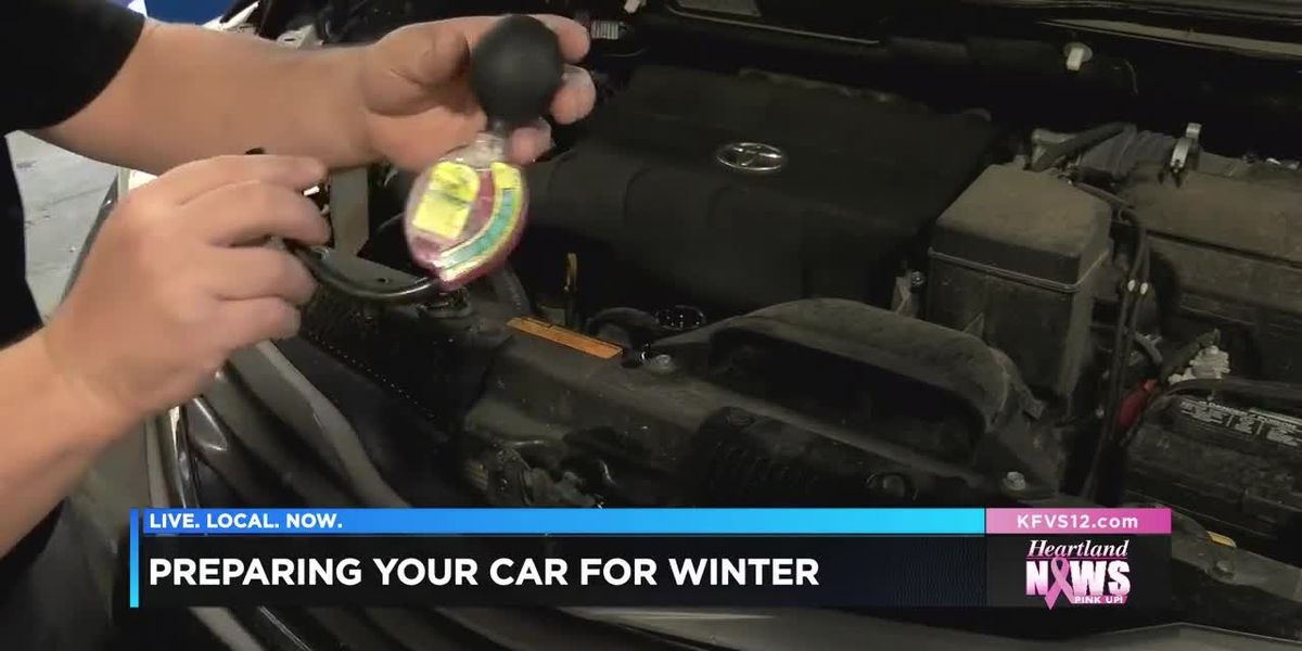 Ways to prepare your car for winter conditions