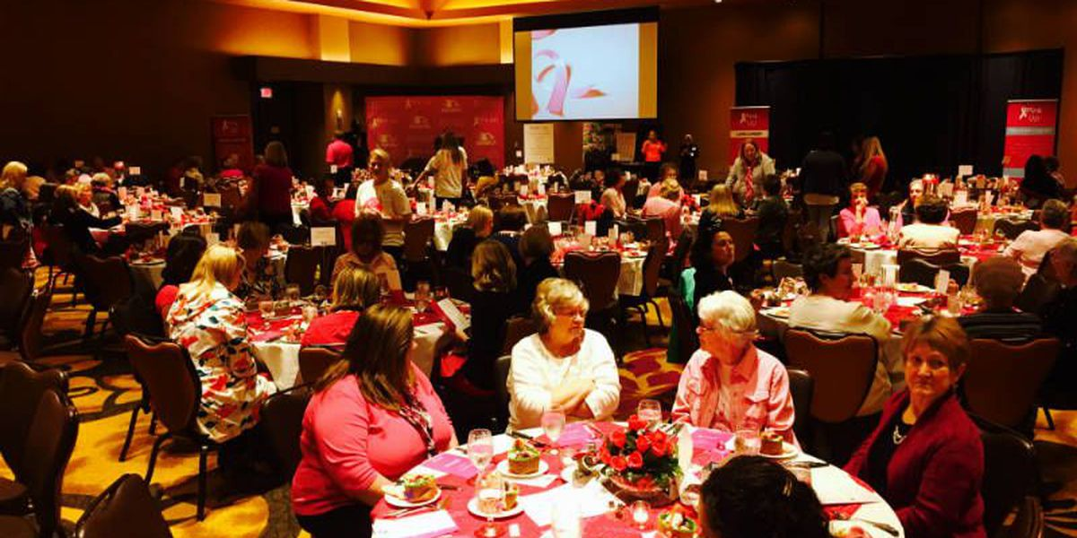 13th Annual Pink Up Luncheon held on Oct. 13