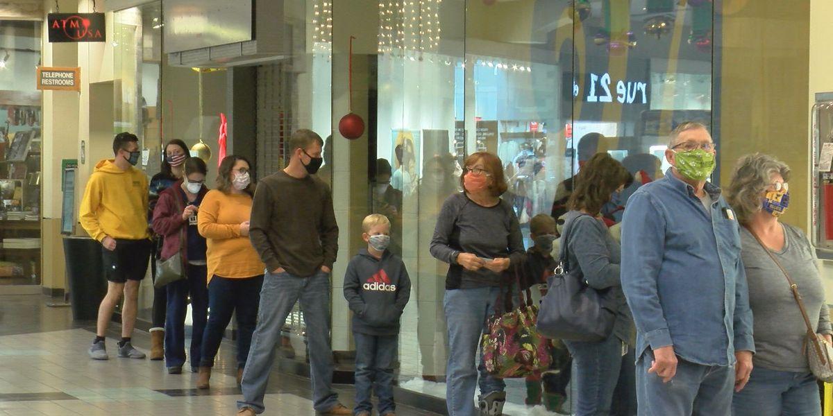 Illinois malls plan for Black Friday amid pandemic