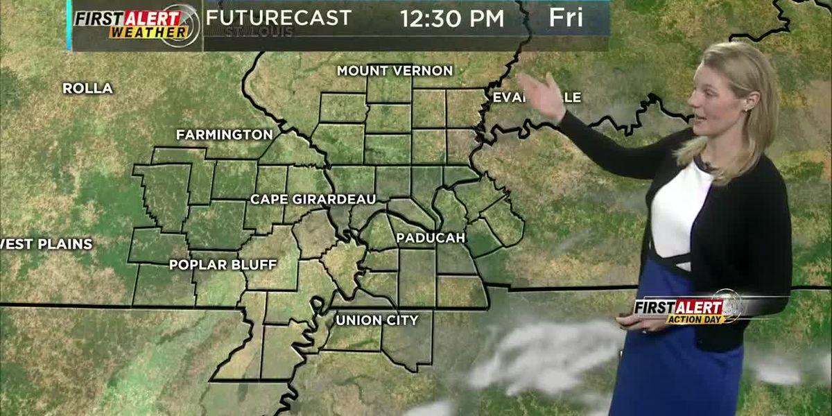 First Alert Weather: What to expect 7/19