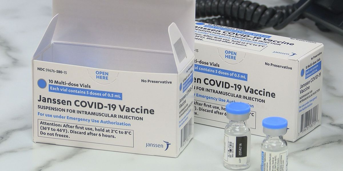Ky temporarily pauses use of Johnson & Johnson COVID-19 vaccine