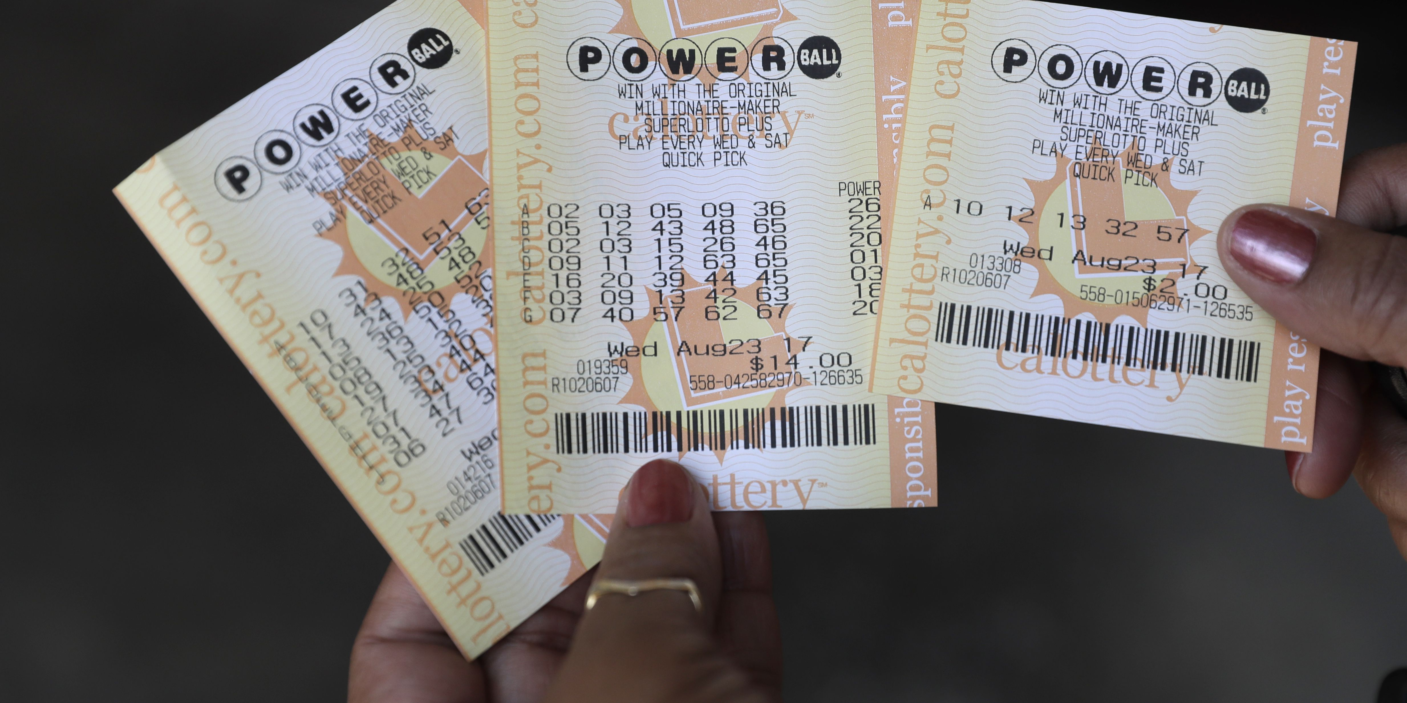 Powerball jackpot now at $625 million, 4th largest in lottery's history