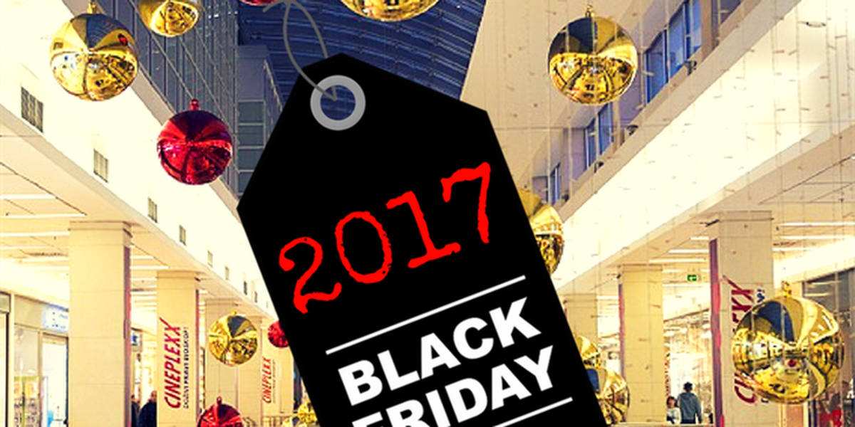 Black Friday 2017: browse the ads, plan your attack