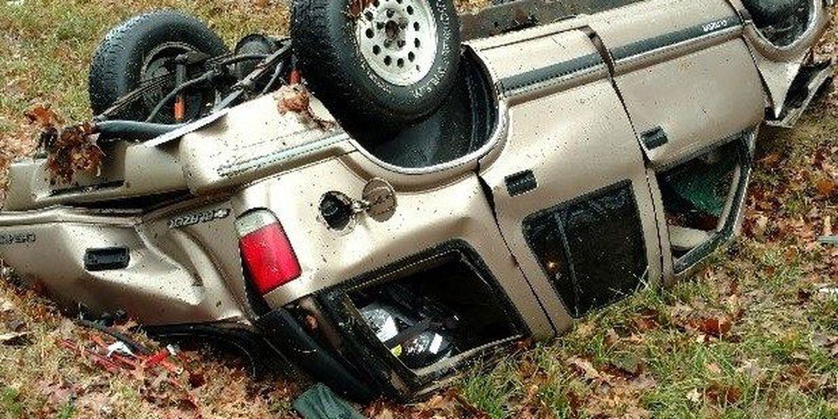 1 sent to hospital after crash in McCracken Co., KY