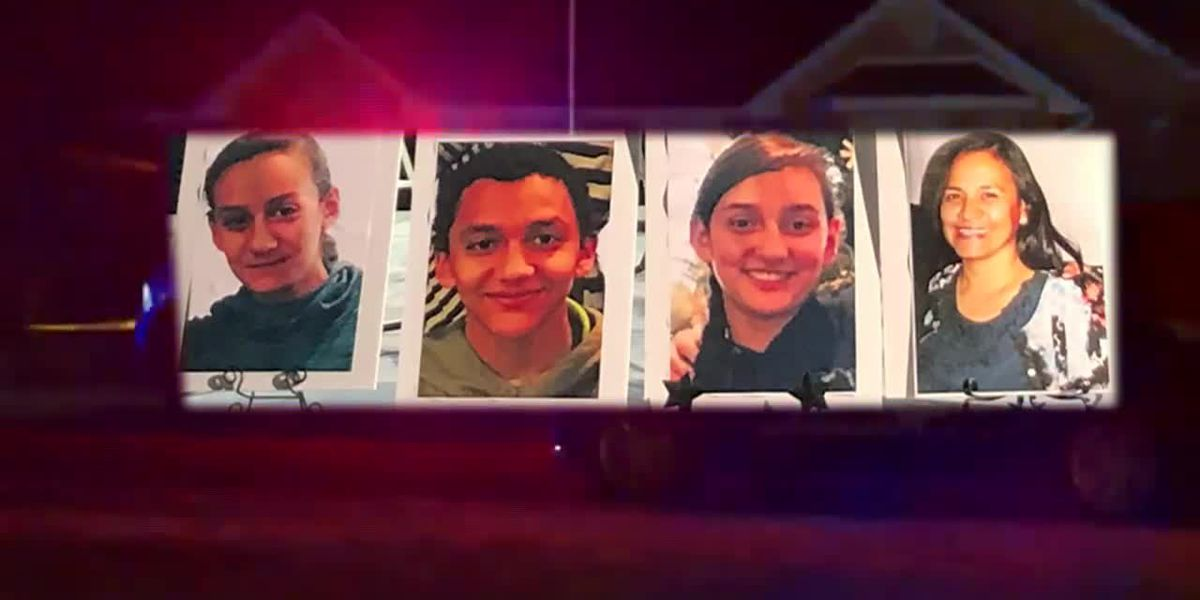 Utah teenager accused of shooting family, killing 4