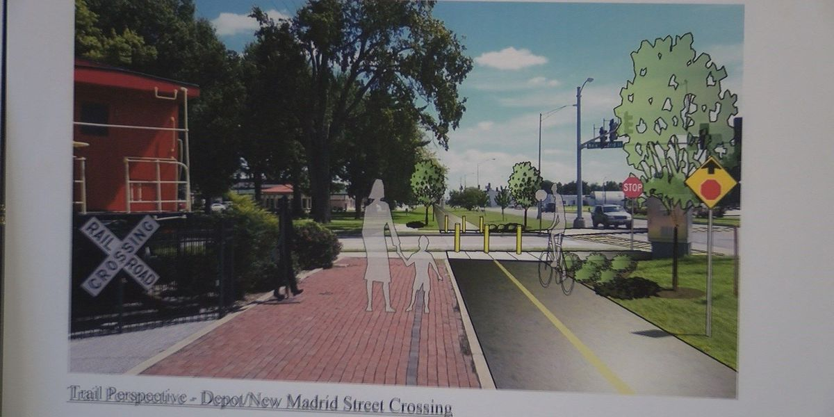Sikeston, MO hopes to revamp Union Pacific rail line with 'Rail Trail'