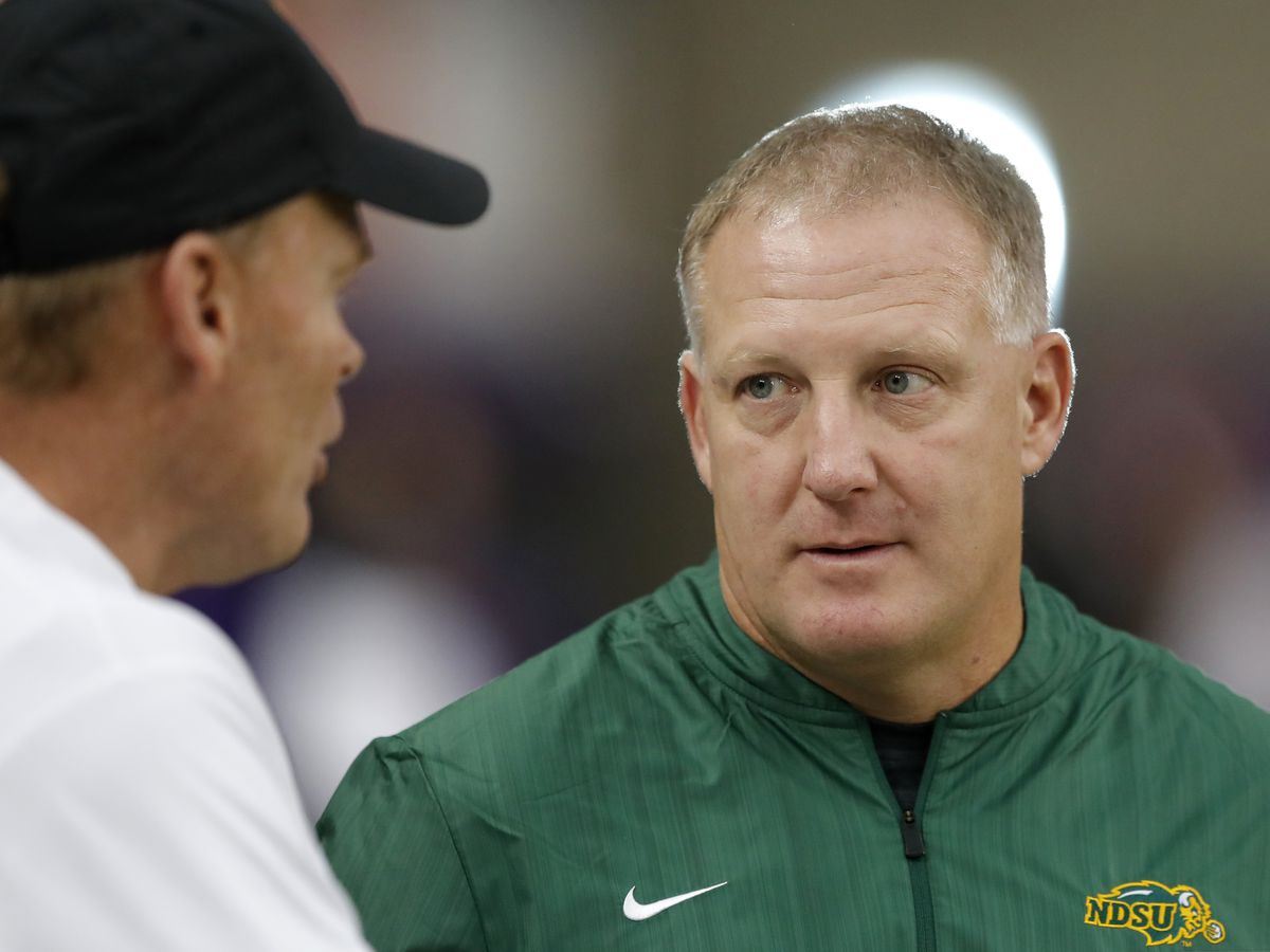 Kansas State hires NDSU's Klieman to lead football program