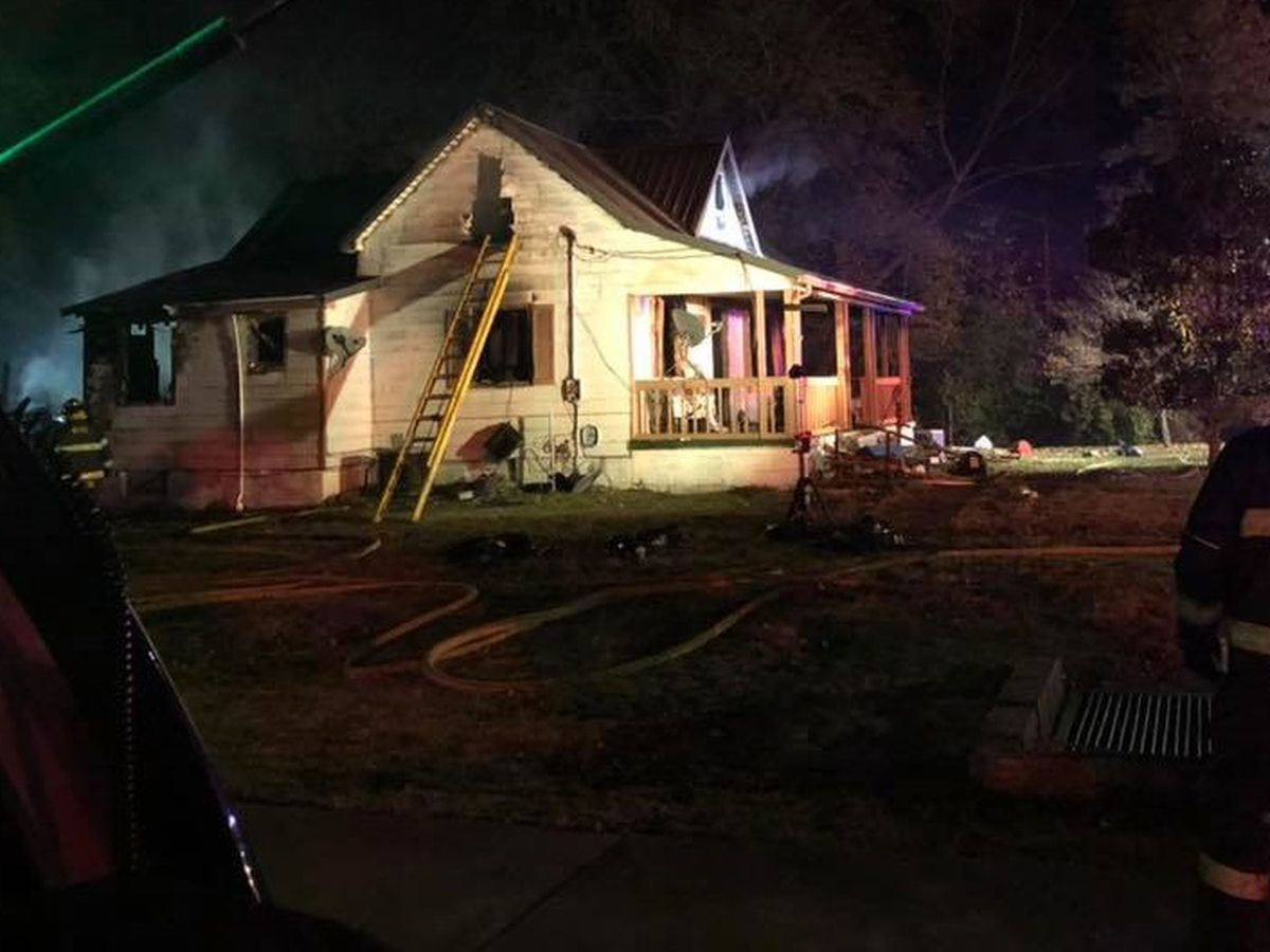 Fire Marshal investigating house fire in West Frankfort, IL