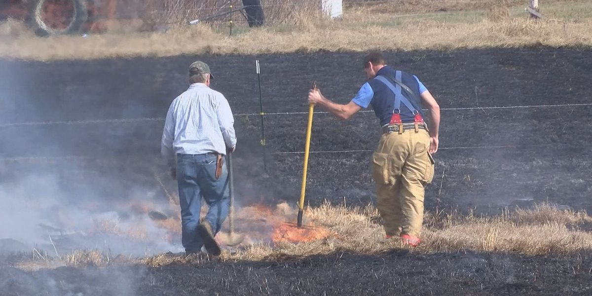 Scott Co., MO officials urge caution during fire advisory
