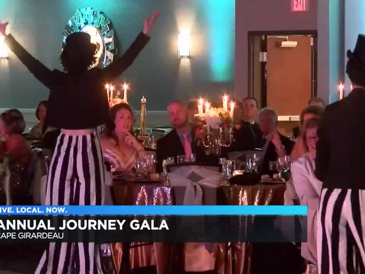 More than 400 attend annual Southeast Health Foundation's Journey Gala