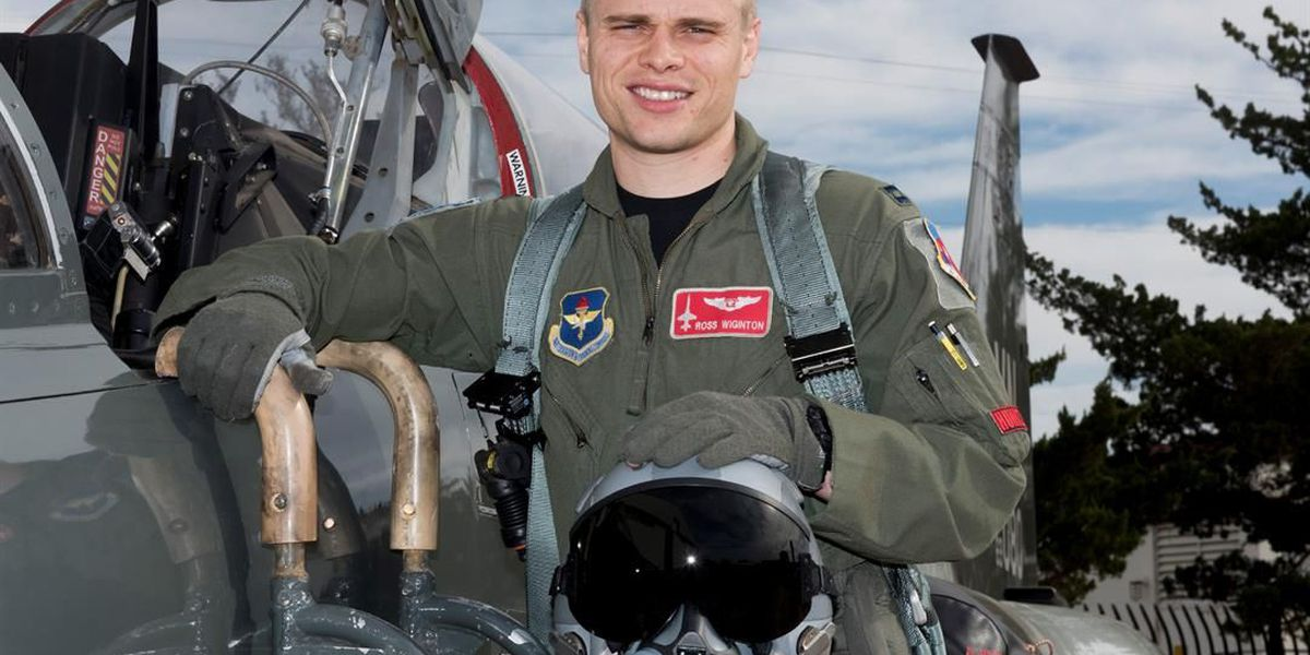 Jackson High School alum graduates Air Force pilot training