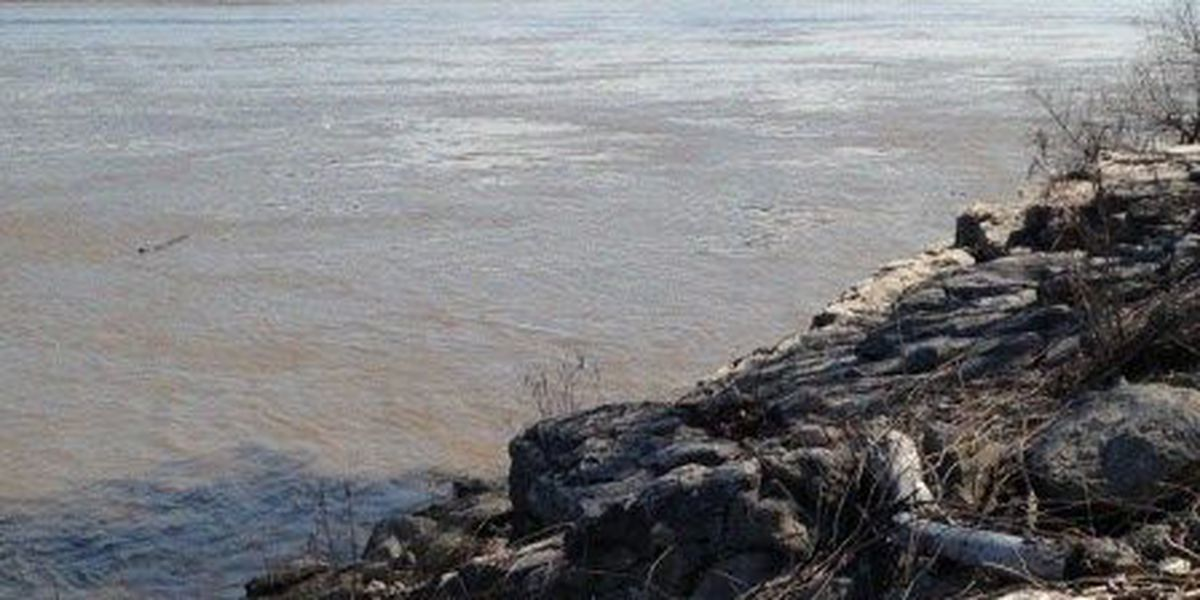 Mississippi River levels on the rise
