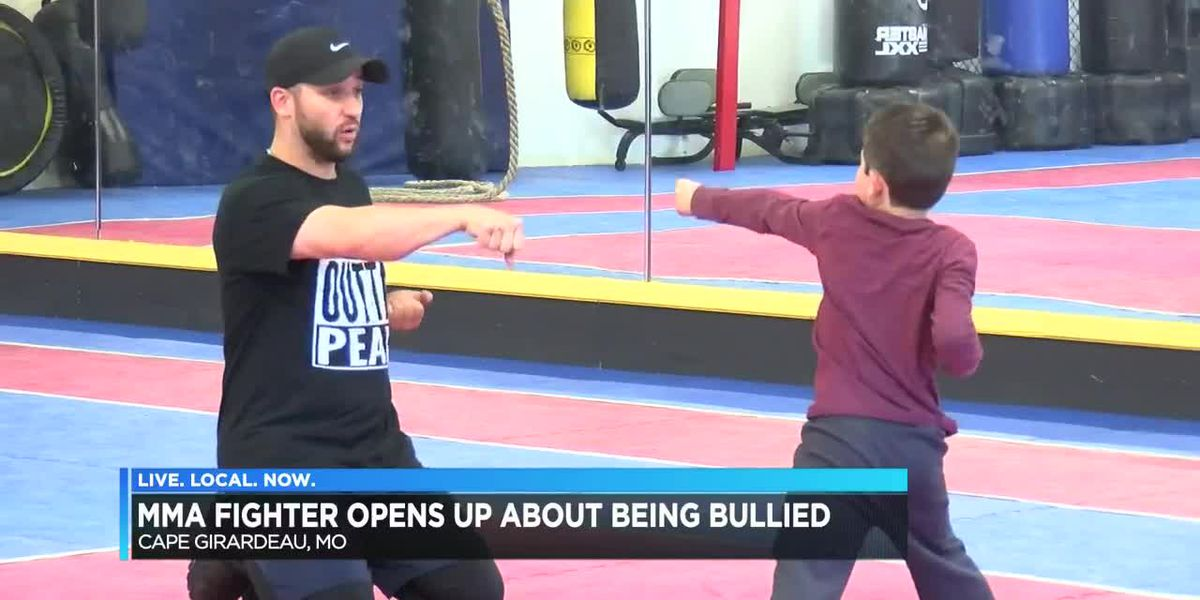 MMA was bullied as a child