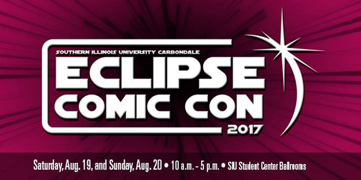 Comic Con planned at SIU to coincide with total solar eclipse