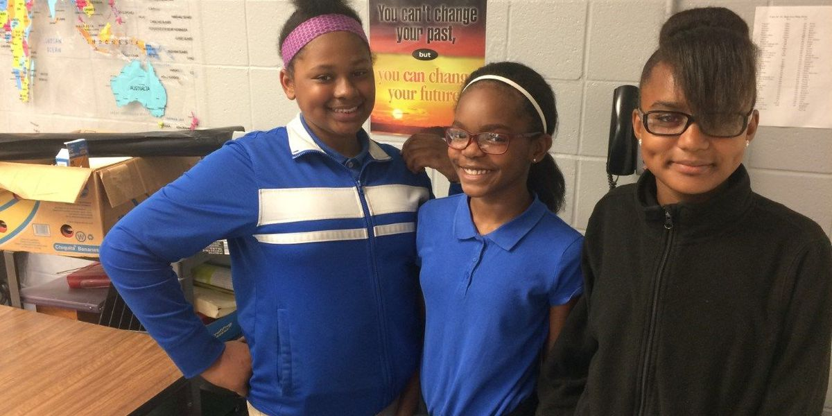 Housing crisis inspired Cairo, IL 6th grade students to write to Dr. Ben Carson
