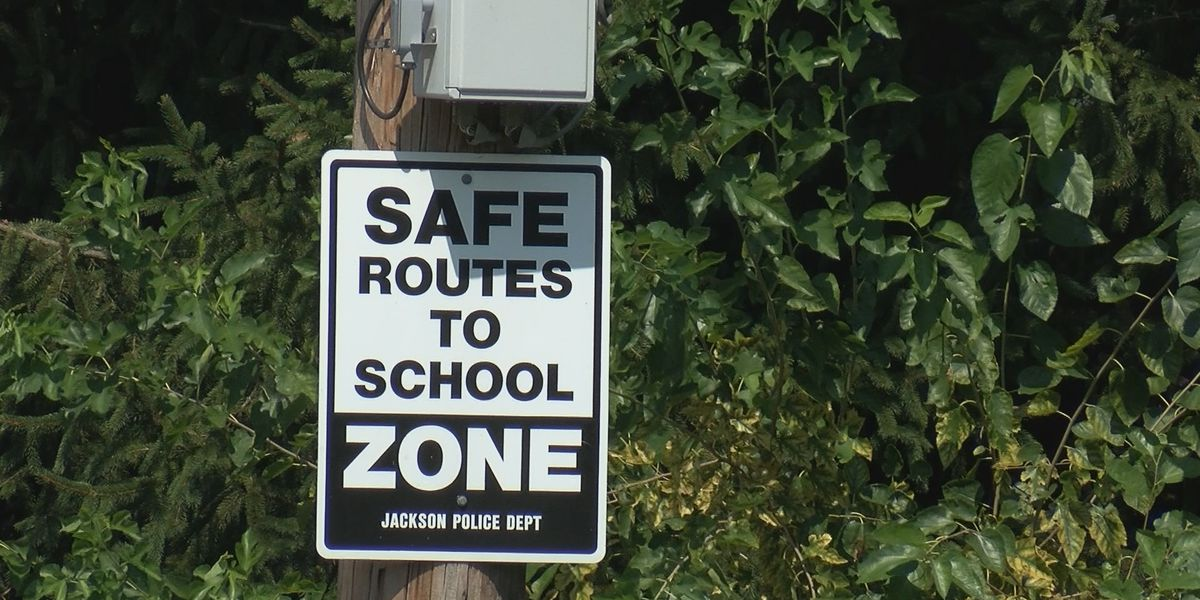 School has almost started, so don't ignore the school zone signals