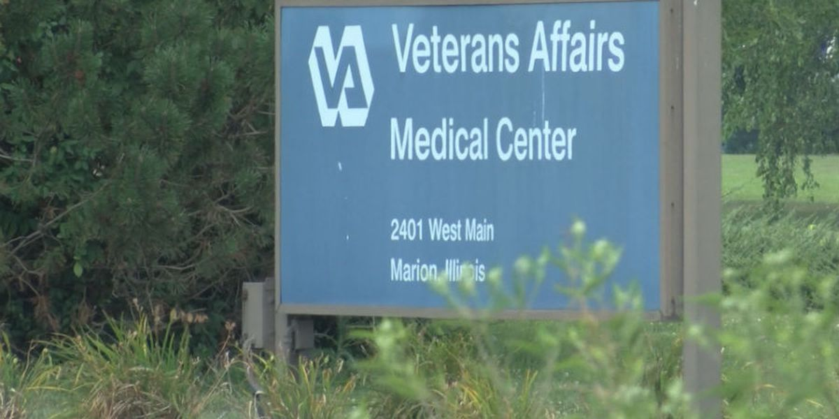 Legionella found during routine test at Marion VA Medical Center