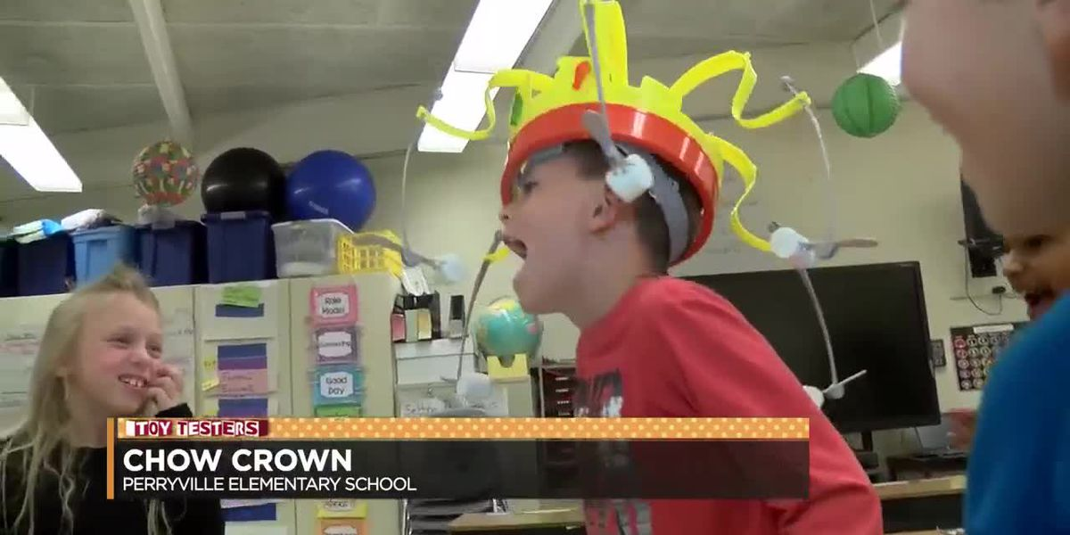Toy Testers: Chow Crown