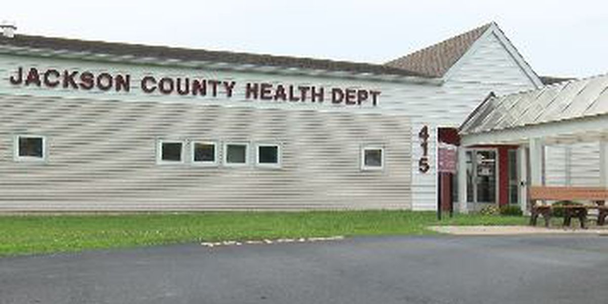 Jackson Co. Health Dept. reports 46 new cases of COVID-19 on Monday