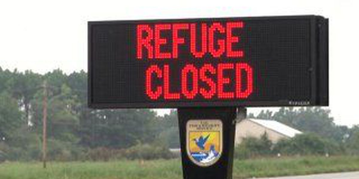 Federally funded parks remain closed