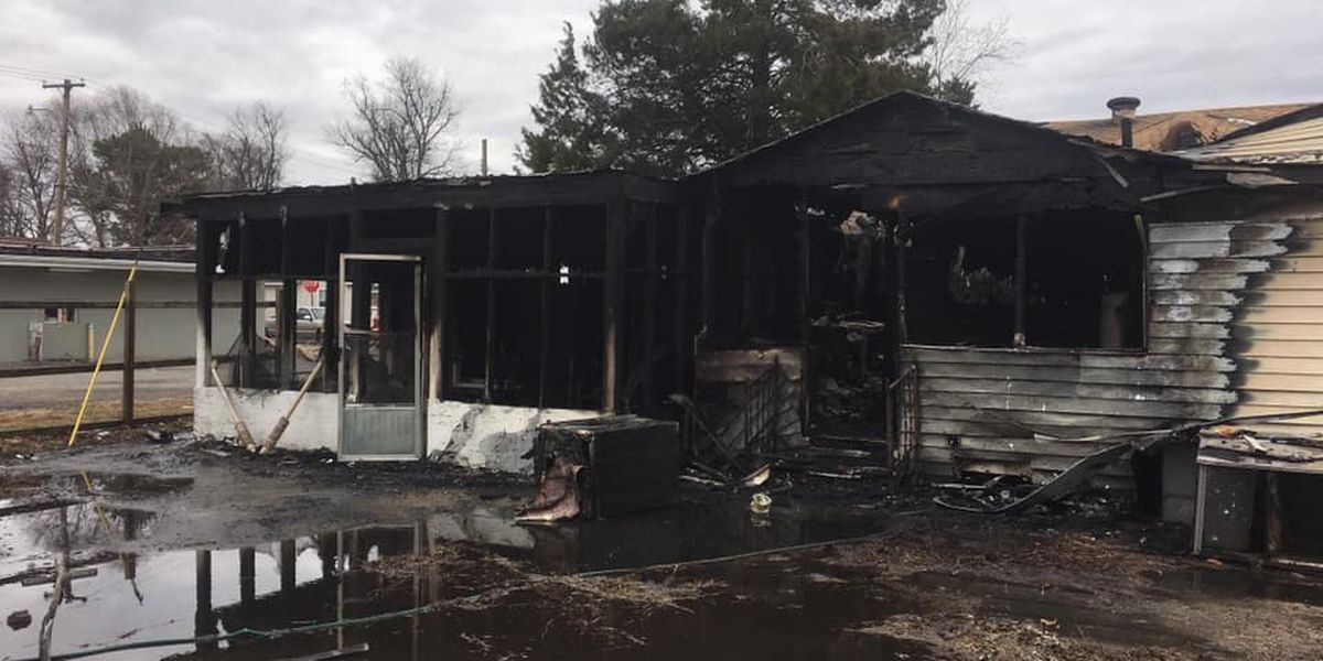 Hayti, MO fire under investigation