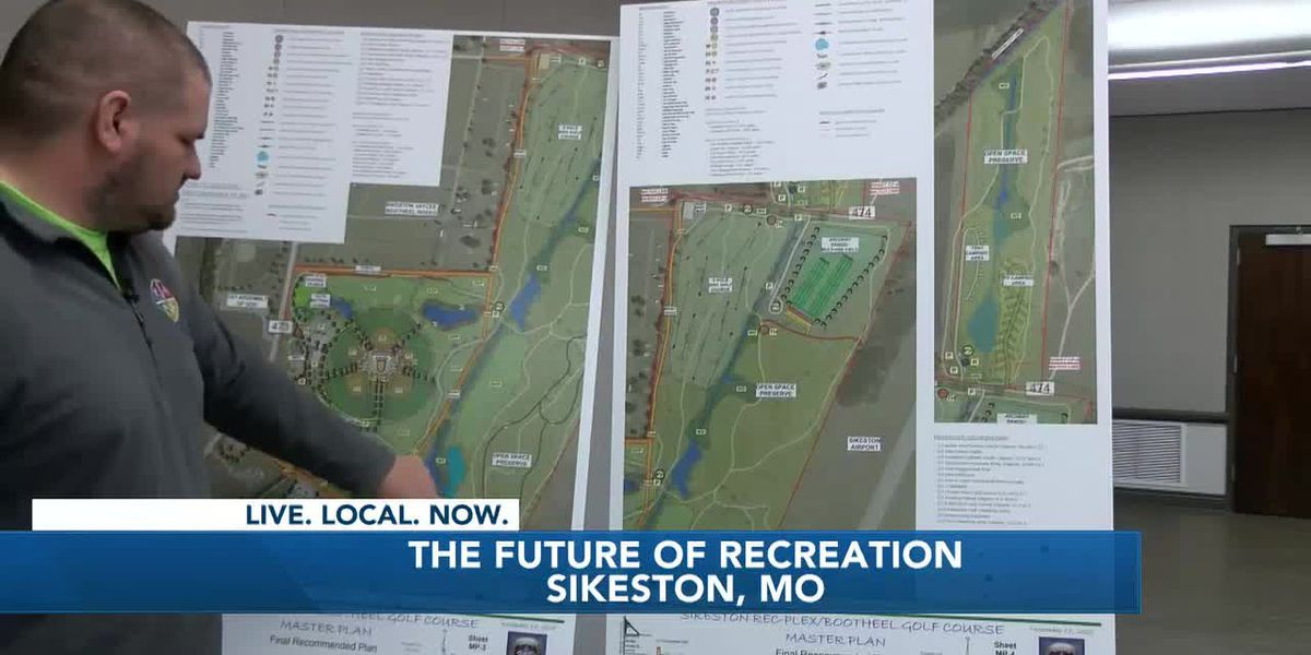 Sikeston to get a golf course