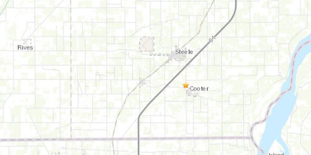 2.1M quake hits southeast MO
