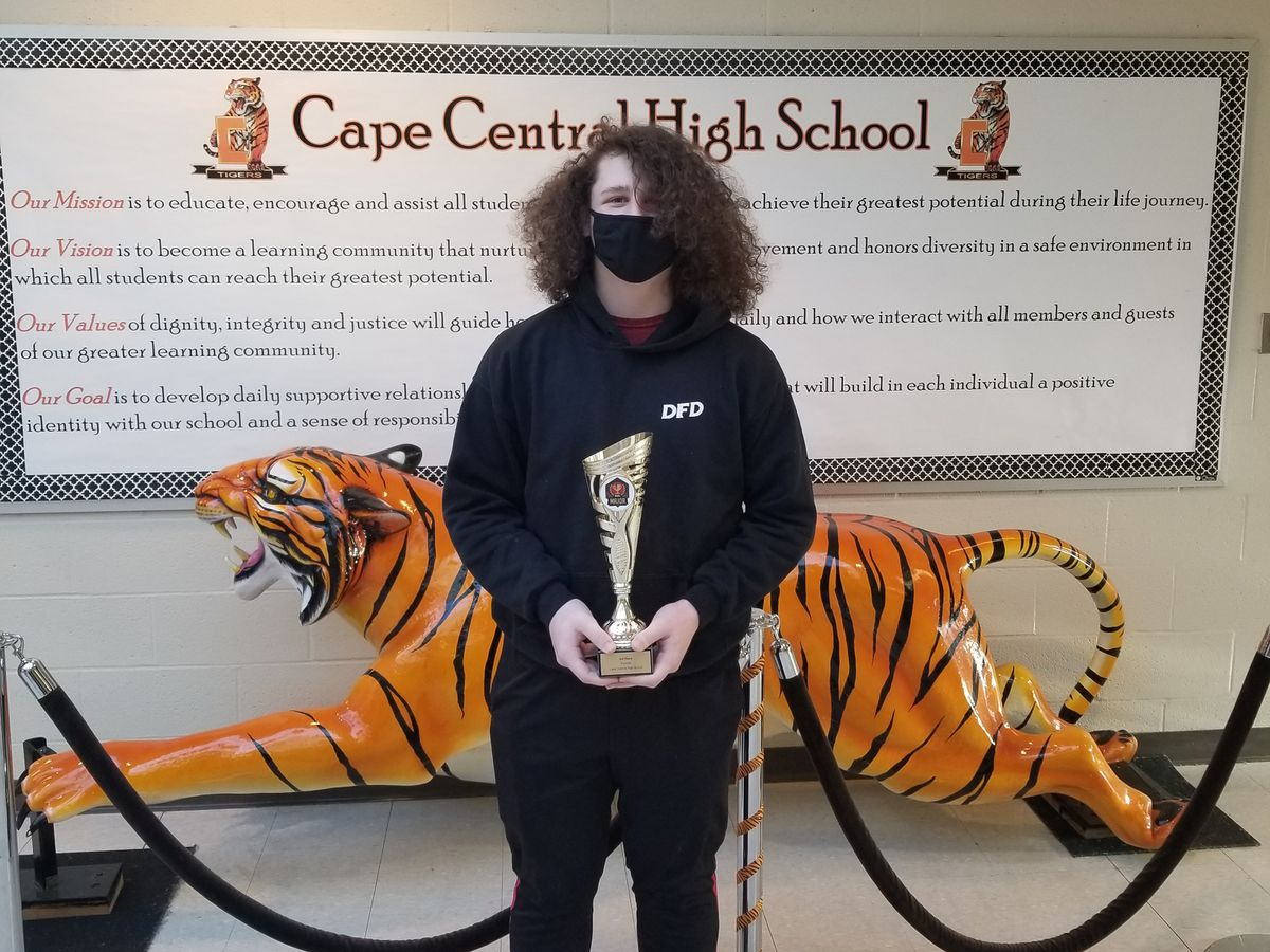Cape Central student brings home first Esports trophy
