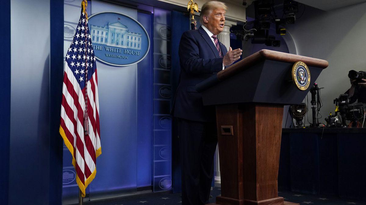AP FACT CHECK: Trump fabricates election corruption