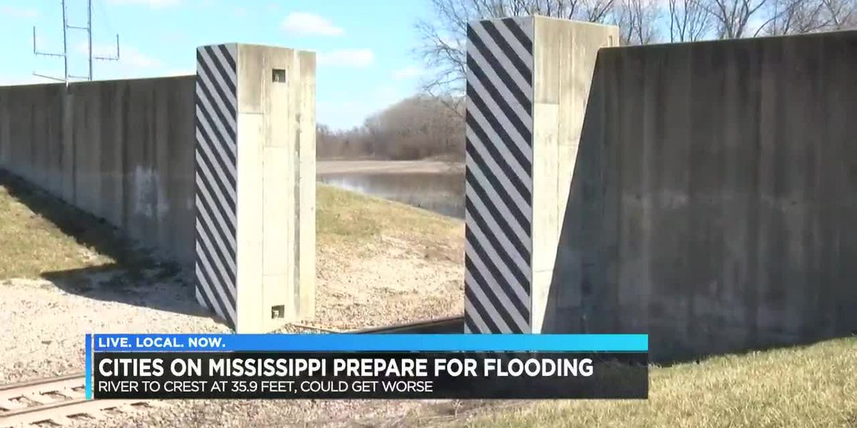 Southeast Missouri towns prepare for flooding along Mississippi River