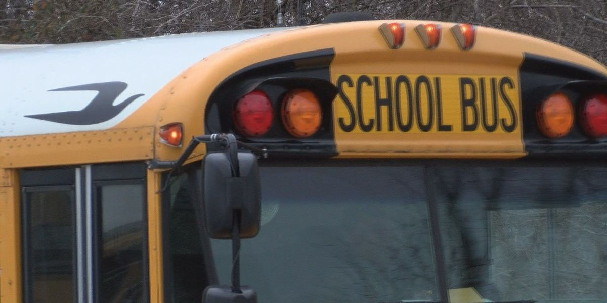 McCracken Co. Sheriff's Dept.: No one injured in crash involving school bus