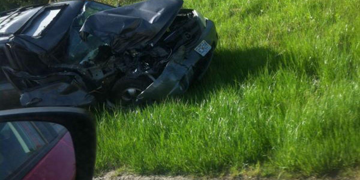 2 children injured when SUV crashes into school bus near Poplar Bluff