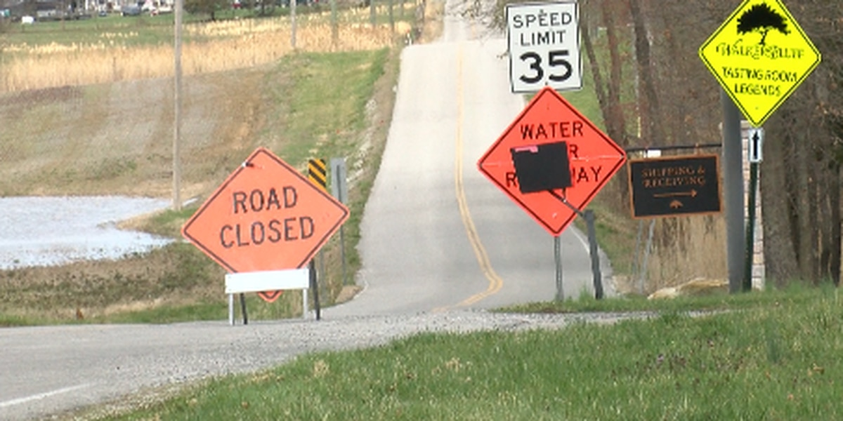 Upgrades planned for roads leading to Walker's Bluff