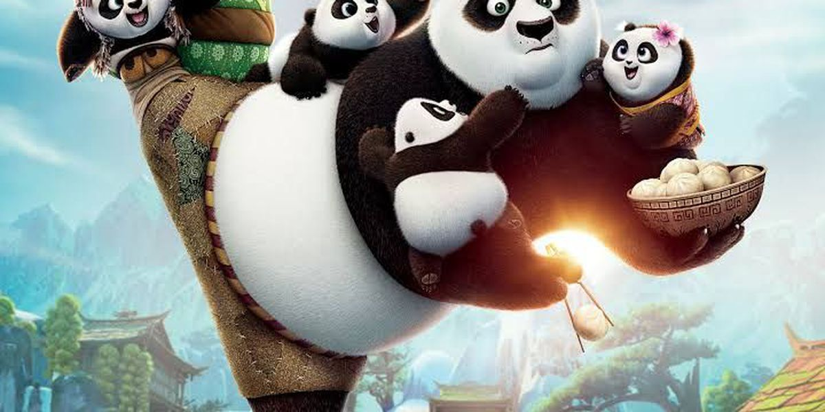 """Box Office: """"Kung Fu Panda 3"""" karate chops competition for 1st"""