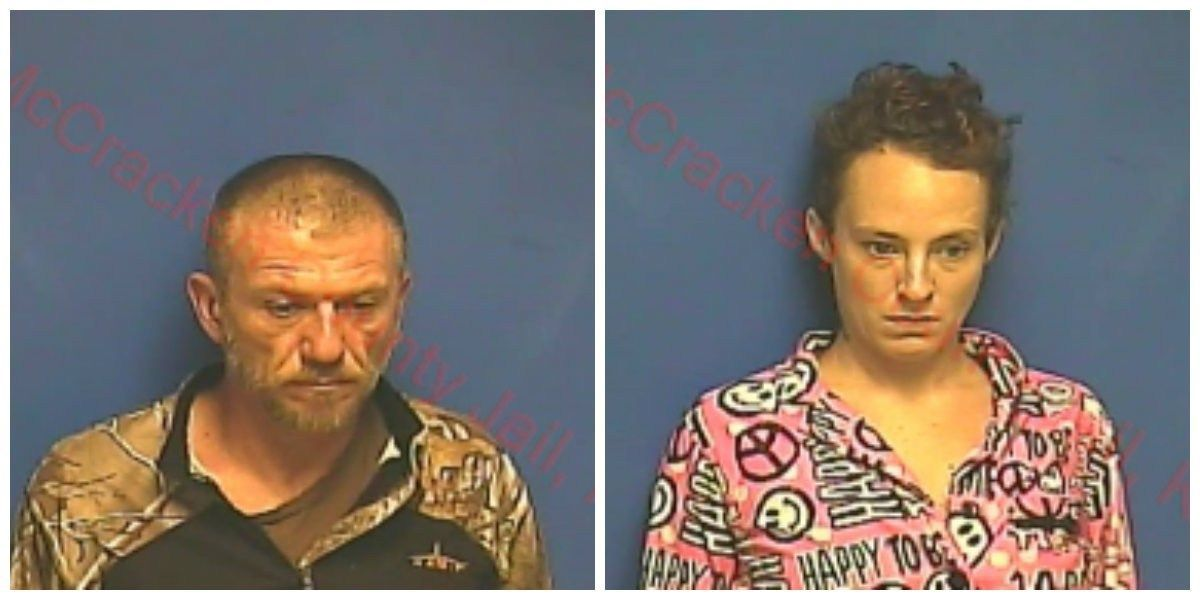 2 arrested on meth charges in western KY