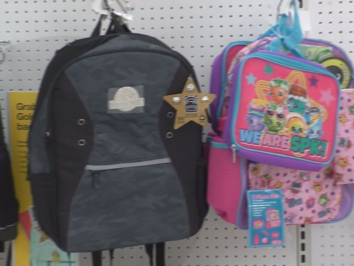 Backpacks for Success backpack drive