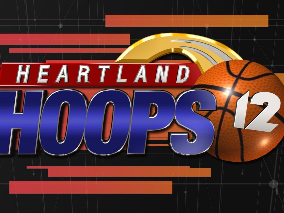 Heartland Hoops Friday playoff schedule 2/28
