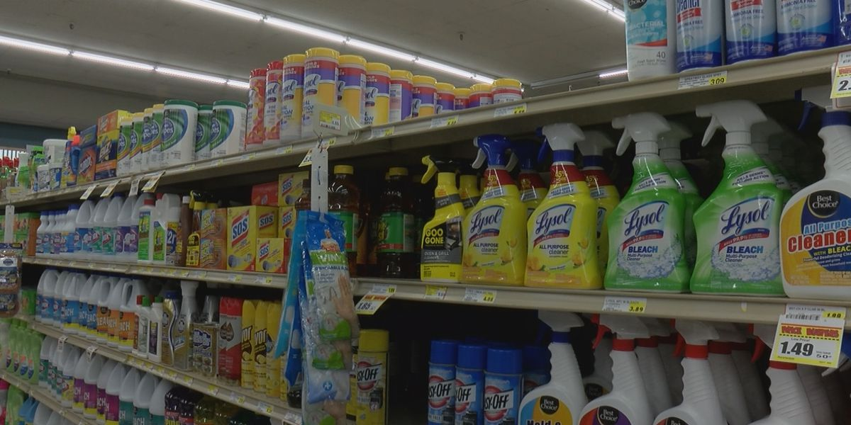 Counselor says hoarding necessities causes unnecessary panic