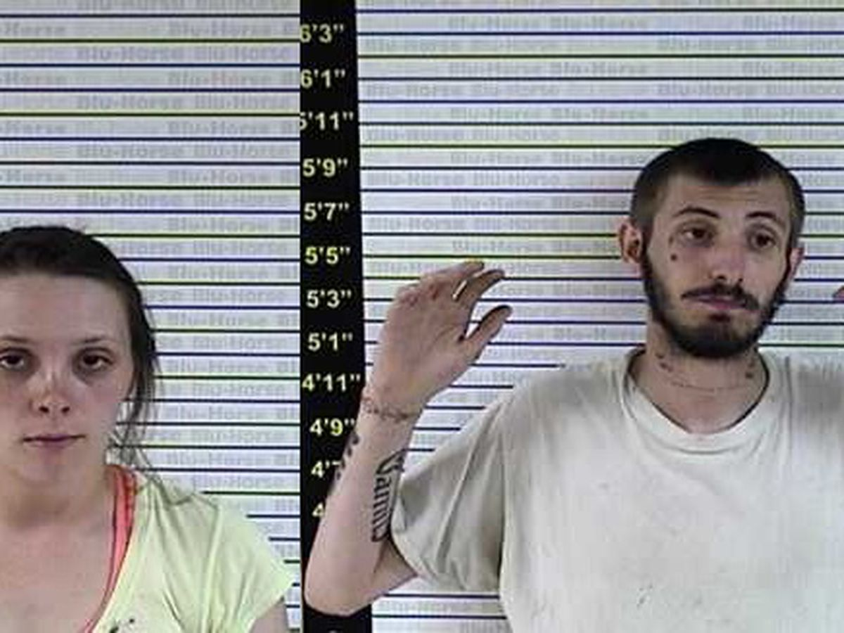 2 arrested on drug charges in Graves County, Ky.